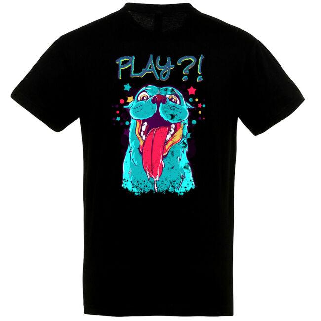 Play póló több színben