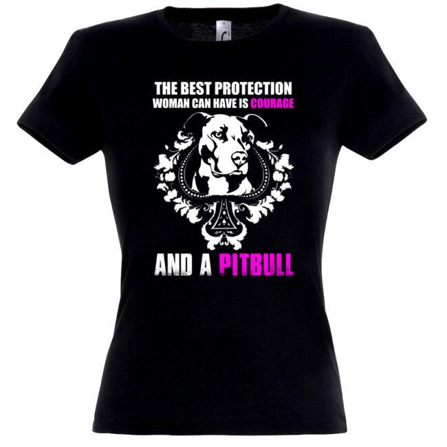 Best protection pitbull póló több színben