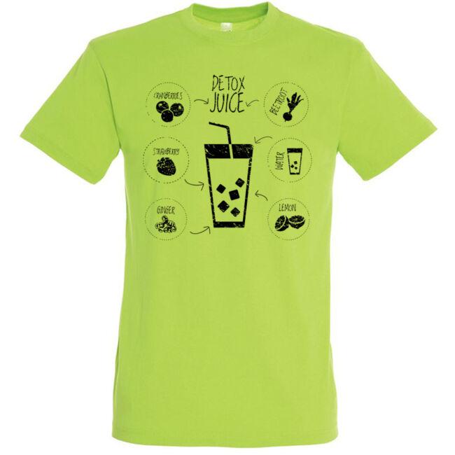 Detox Juice II. póló több színben