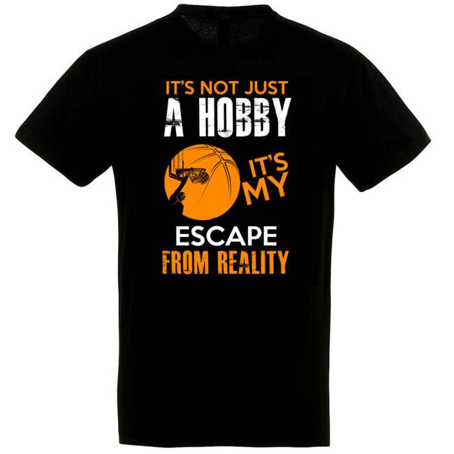 It's not just a hobbi kosaras póló több színben