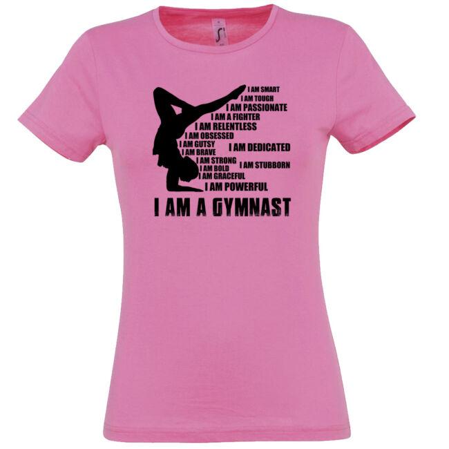 I'am a gymnast póló több színben
