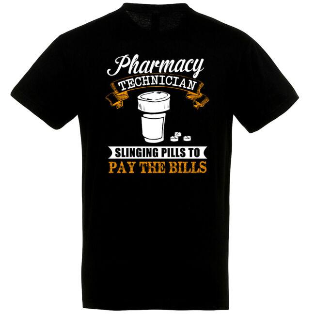 Gyógyszerész technikus póló több színben