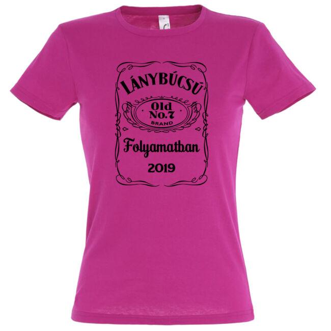 Whisky lánybúcsú póló