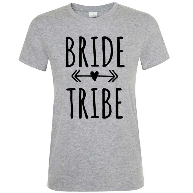 Bride Tribe lánybúcsús póló több színben