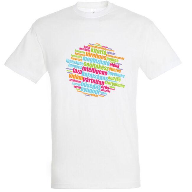 Pozitív szavas póló