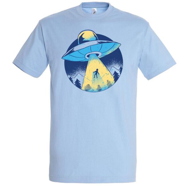 Hiszel az ufókban? Akkor ez a póló neked való!