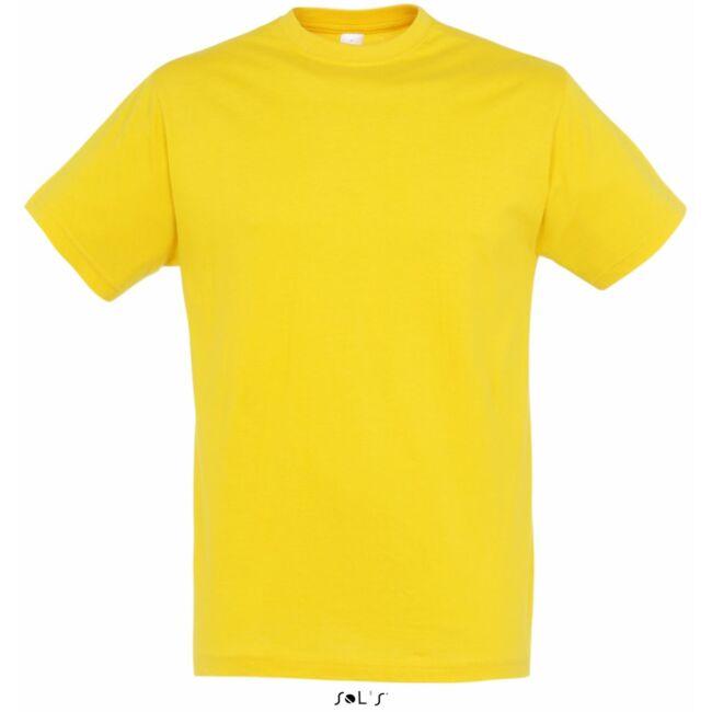 Sol's Regent Unisex környakas póló arany
