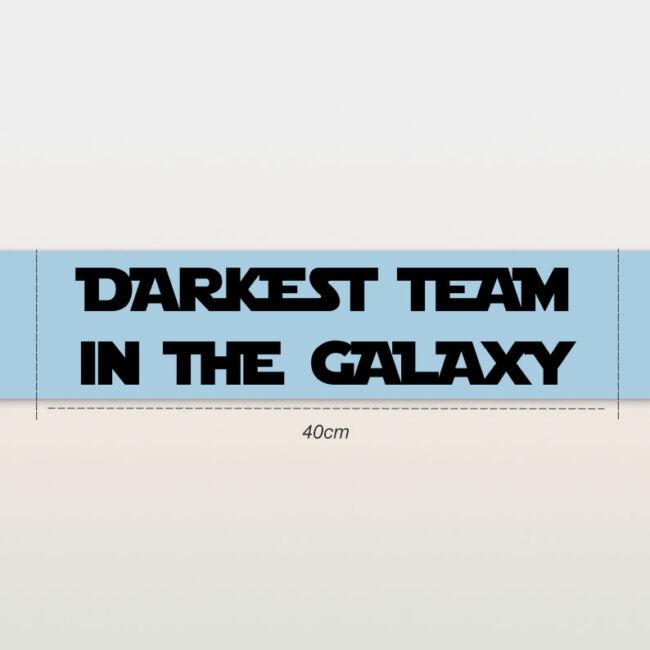Darkest team vállszalag kék
